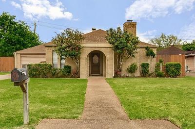 Houston Single Family Home For Sale: 12626 Ashclift Drive