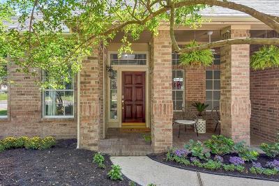 The Woodlands Single Family Home For Sale: 46 E Hobbit Glen Drive
