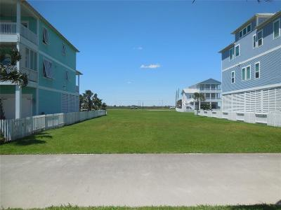 Galveston Residential Lots & Land For Sale: 11714 Beachside