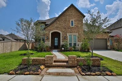 Cypress Single Family Home For Sale: 17218 Upton Hill Drive