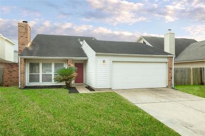 Missouri City Single Family Home For Sale: 3619 Palm Grove Drive