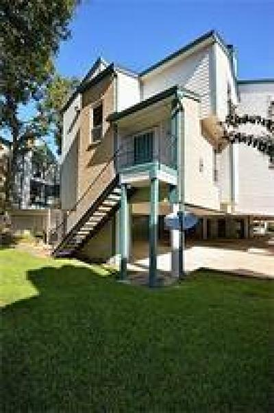 Houston TX Condo/Townhouse For Sale: $119,000