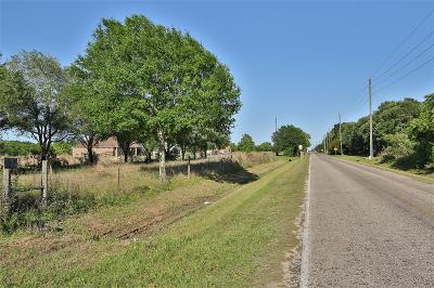 Katy Residential Lots & Land For Sale: 26122 (0) Stockdick Road