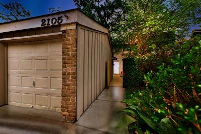 The Woodlands Condo/Townhouse For Sale: 2105 E Settlers Way