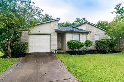League City Single Family Home For Sale: 2521 Jeb Stuart Ct