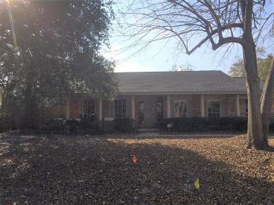League City Single Family Home For Sale: 313 Lafayette Lane