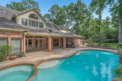 The Woodlands Single Family Home For Sale: 15 W Shaker Court