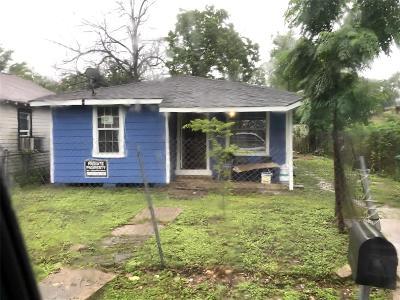 Single Family Home For Sale: 7950 Safebuy Street