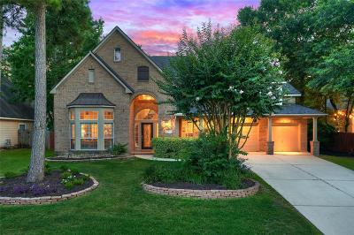 The Woodlands Single Family Home For Sale: 19 Wildever Place