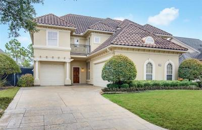 Houston Single Family Home For Sale: 3335 Chartreuse Way