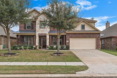 Kingwood Single Family Home For Sale: 21367 Kings Mill Lane