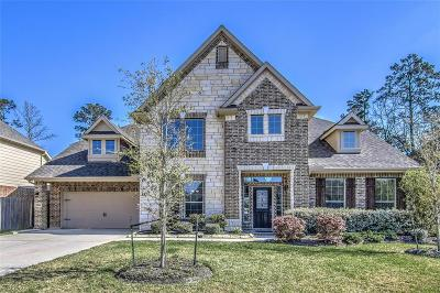 Kingwood Single Family Home For Sale: 2506 River Slate Court