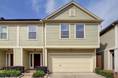 Harris County Rental For Rent: 6910 Woodridge Row Drive