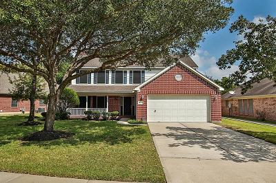 Cypress Single Family Home For Sale: 14922 Chestnut Falls Drive