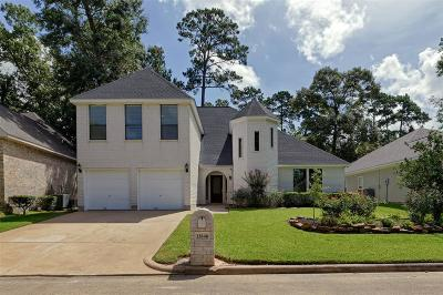 Montgomery Single Family Home For Sale: 13646 Leafy Arbor Drive