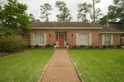 Houston Single Family Home For Sale: 10039 Valley Forge Drive