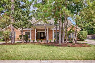 The Woodlands Single Family Home For Sale: 106 Golden Shadow Circle