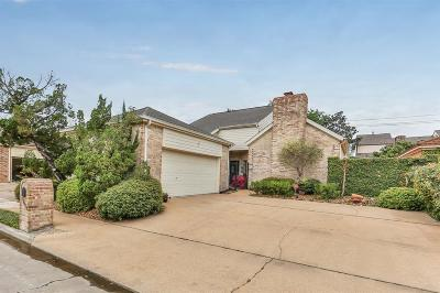 Houston Single Family Home For Sale: 14118 Langbourne Drive