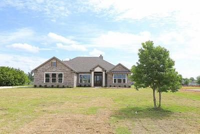 Single Family Home For Sale: 18815 Serene Water Drive
