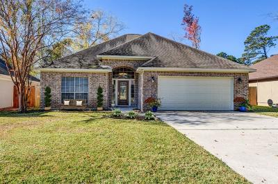 Montgomery Single Family Home For Sale: 2839 Lake Forest Drive