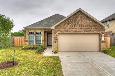 Texas City Single Family Home For Sale: 9614 Yellow Rose Drive
