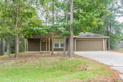 Conroe Single Family Home For Sale: 10634 Royal Pines Drive