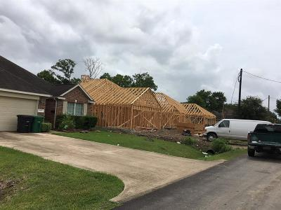 Houston Single Family Home For Sale: 8009 Woodward Street