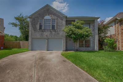 Deer Park Single Family Home For Sale: 709 Wicklow Drive