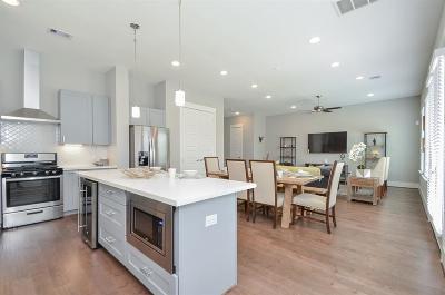 Houston Single Family Home For Sale: 6021 Yale Oaks Lane