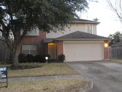 Katy Single Family Home For Sale: 20314 White Poplar