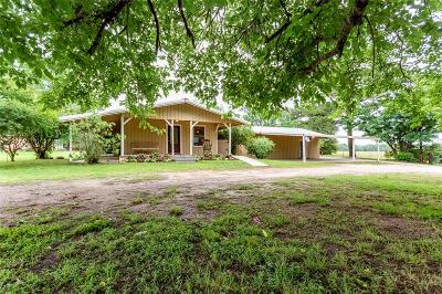 Single Family Home For Sale: 101 A J Murry Rd