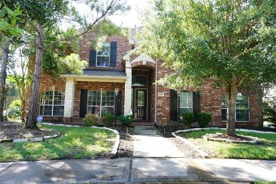 Richmond Single Family Home For Sale: 11103 Crestline Bay Lane