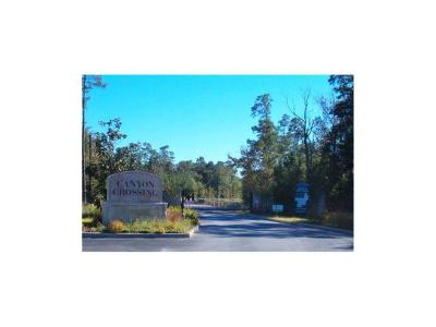 Conroe Residential Lots & Land For Sale: 11682 Canyon Court