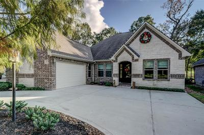 Montgomery Single Family Home For Sale: 215 Monterrey Road E