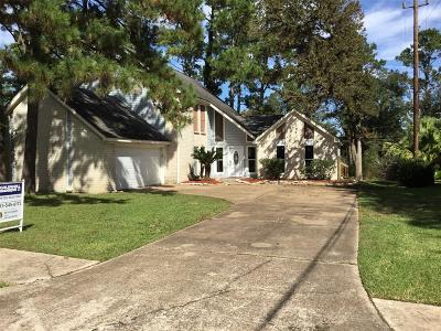Baytown Single Family Home For Sale: 4722 Gulfway Drive
