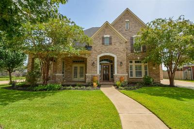 Katy Single Family Home For Sale: 28103 Gadwall Drive