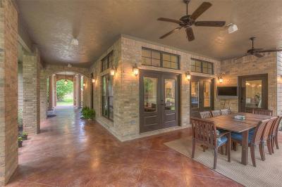 Willis Single Family Home For Sale: 11409 Oak Springs Drive