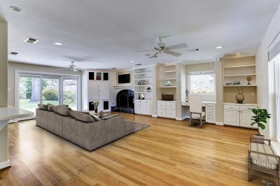 Houston TX Single Family Home For Sale: $599,900