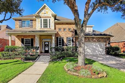Humble Single Family Home For Sale: 14515 Woodside Crossing Lane