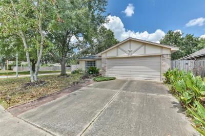Katy Single Family Home For Sale: 20818 Park Bridge Drive