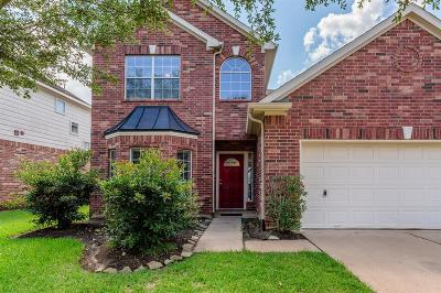 Pearland Single Family Home For Sale: 2022 Creek Run Drive