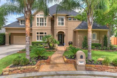 Spring Single Family Home For Sale: 3602 Vashon Lane