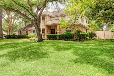 Houston Single Family Home For Sale: 2706 Ridge Pine Drive