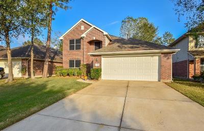 Kingwood Single Family Home For Sale: 26894 Armor Oaks Drive