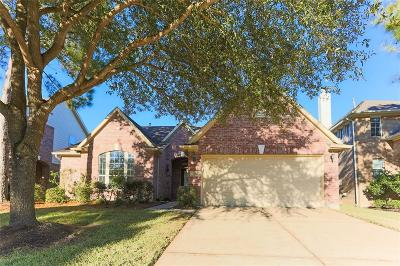 Katy Single Family Home For Sale: 4731 Camden Brook Lane