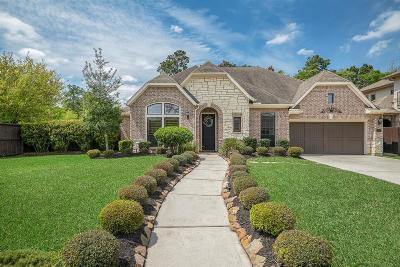 Shenandoah Single Family Home Pending: 216 Silverwood Ranch Drive