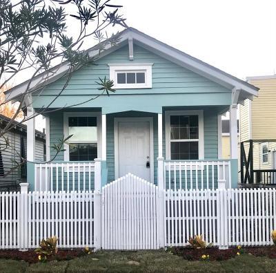 Galveston Single Family Home For Sale: 2819 Avenue K