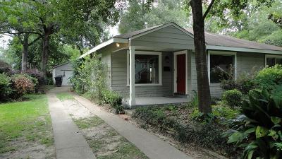 Houston Single Family Home For Sale: 1578 Sue Barnett Drive
