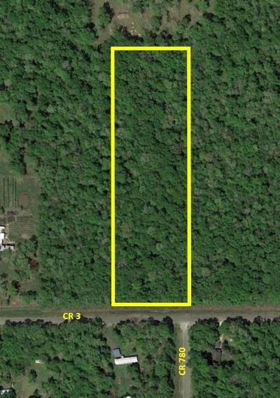 Sweeny Residential Lots & Land For Sale: County Road 3