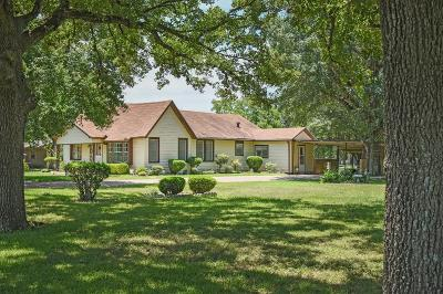 Bellville Single Family Home Pending: 2871 N 36 Highway N